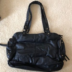 74a7ab4dd22e Converse Bags - Converse One Star faux leather purse. Used once.